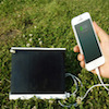 Green Home Product Source: Solarade Portable USB SOlar Charger